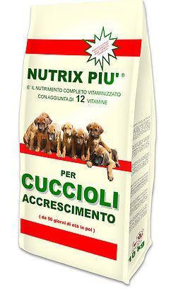 NUTRIX PIU' CUCCIOLI KG.3