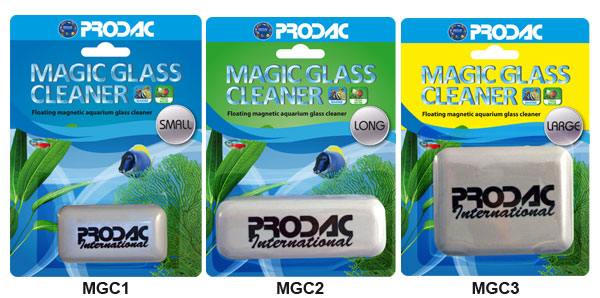 calamita per acquario MAGIC GLASS CLEANER SMALL PRODAC