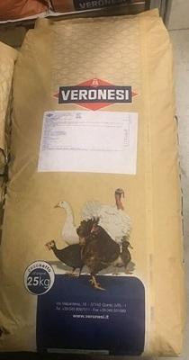 TUTTOPOLLAIO VERONESI KG.25