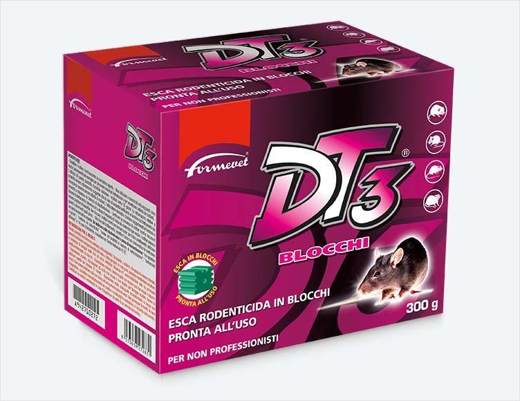 DT3 BLOCCO ASTUCCIO GR.300