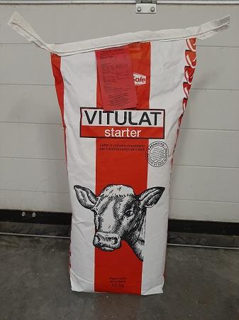 VITULAT STARTER 50% LATTE KG.10 RAGGIO DI SOLE