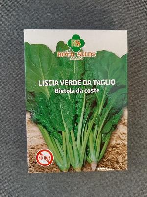 BIETOLA LISCIA VERDE DA TAGLIO GR.100