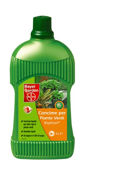 CONCIME LIQUIDO PIANTE VERDI  1 litro