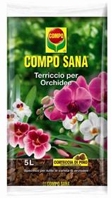 COMPO SANA ORCHIDEE LT.5