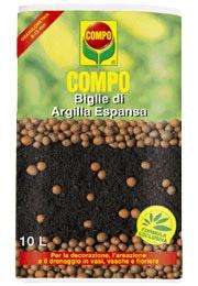 ARGILLA ESPANSA COMPO LT.10