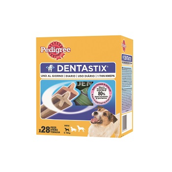 DENTASTIX MINI MULTIPACK 28 pz