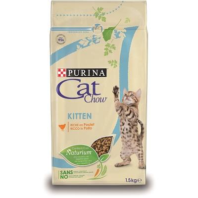 CAT CHOW KITTEN KG.1,5