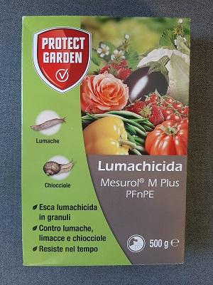 LUMACHICIDA MESUROL M PLUS g 500