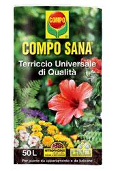 COMPO SANA  UNIVERSALE 50 LT