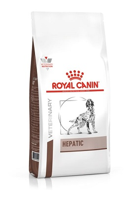 HEPATIC DOG V-DIET KG.6 ROYAL CANIN