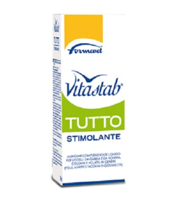 VITASTAB TUTTO STIMOLANTE ML.200