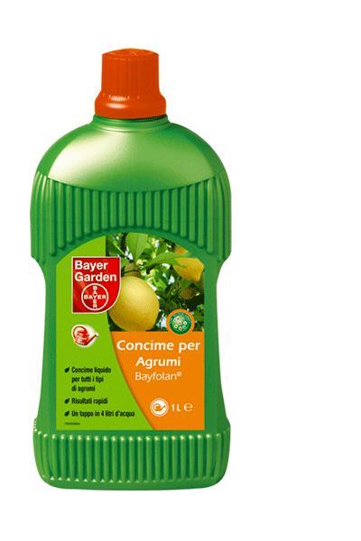 CONCIME AGRUMI SANI E VIGOROSI 1 litro