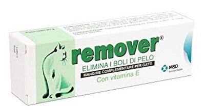 MANGIME complementare REMOVER PASTA g 20 per funzioni intestinali gatto