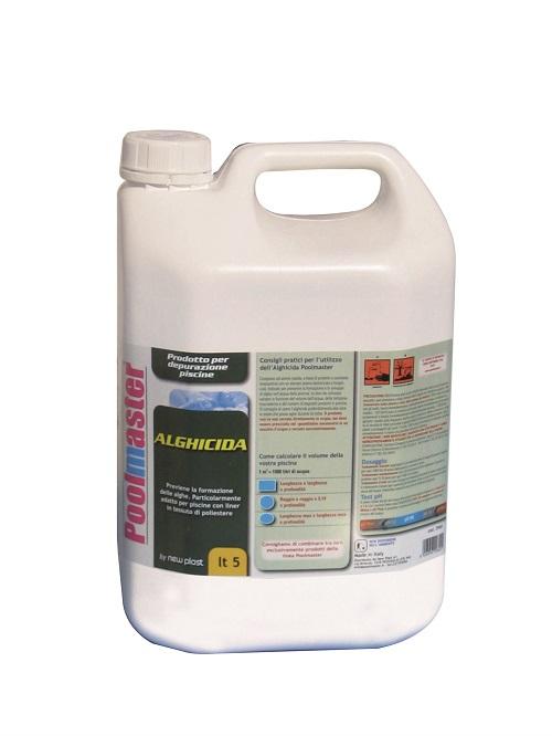 ALGHICIDA DOPPIA FUNZIONE litri 5