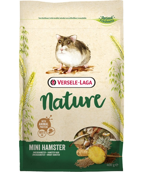 MINI HAMSTER NATURE CRICETI NANI g 400 VERSELE