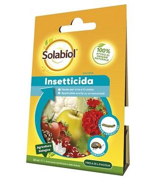INSETTICIDA ATTIVO PER INGESTIONE E CONTATTO 10 ml