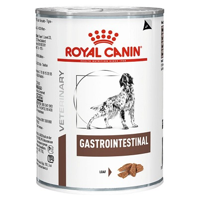 GASTRO INTESTINAL DOG GR.400 ROYAL CANIN