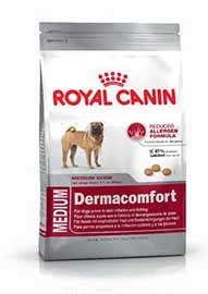 MEDIUM DERMACONFORT  KG.10 ROYAL CANINE
