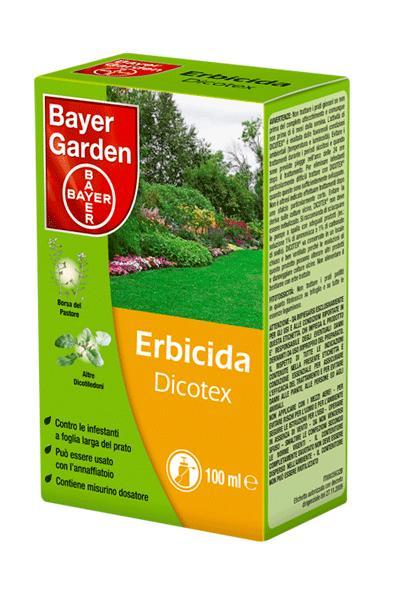 ERBICIDA DICOTILEDONICIDA DICOTEX 100 ml
