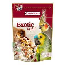 EXOTIC LIGHT MIX CEREALI PER COCORITE E PAPPAGALLI 750 g