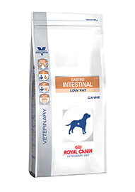 GASTROINTESTINAL LOW FAT DOG V-DIET KG 12 ROYAL CANIN