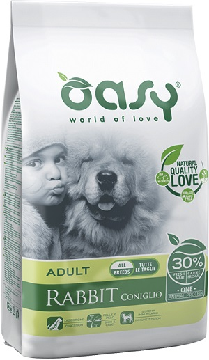OASY ONE ADULT ALLBREED 2,5 KG