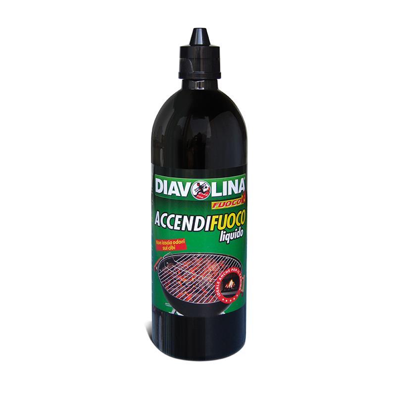 DIAVOLINA ACCENDIGRILL ML.750