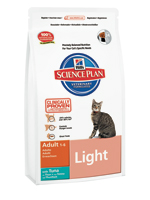 SP FELINE ADULT LIGHT TUNA KG.1,50