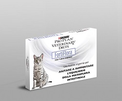 PPVD FELINE FORTIFLORA 12(5X G.1 )PURINA