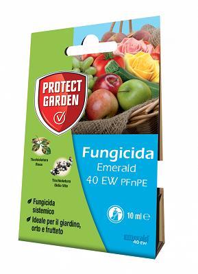 FUNGICIDA SISTEMICO CONTRO OIDIO E ALTRO EMERALD 40 EW ml 10