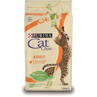 CAT CHOW ADULT POLLO KG.1,50