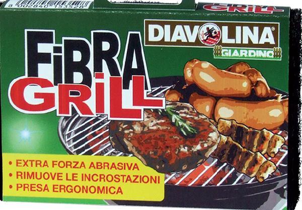 DIAVOLINA FIBRA GRILL