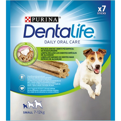 DENTALIFE PURINA TAGLIA SMALL BUSTA 7 STICK G 115