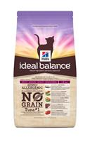 IDEAL BALANCE FELINE ADULT NO GRAIN TUNA E POTATO KG.2