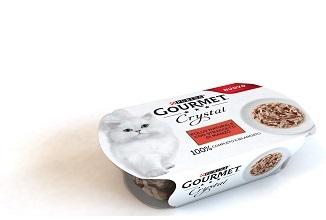 GOURMET CAT CRYSTAL