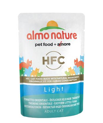 HFC LIGHT CATS 55 G TONNETTO ORIENTALE