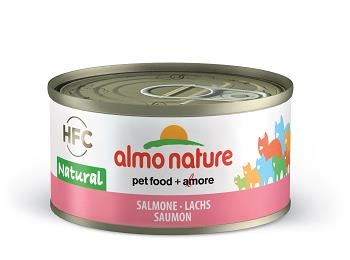 ALMO CATS 70G SALMONE
