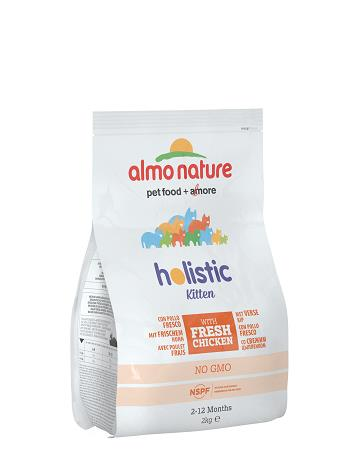 ALMO HOLISTIC CATS 2 KG KITTEN POLLO E RISO