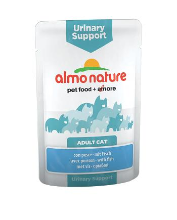 ALMO PFC DAILY FUNCTIONAL CAT G70 URINARY PESCE