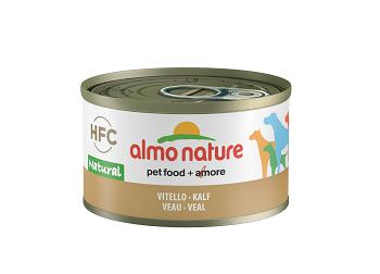 ALMO HFC NATURAL DOG G 95 VITELLO