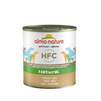 ALMO HFC NATURAL DOG 290G VITELLO