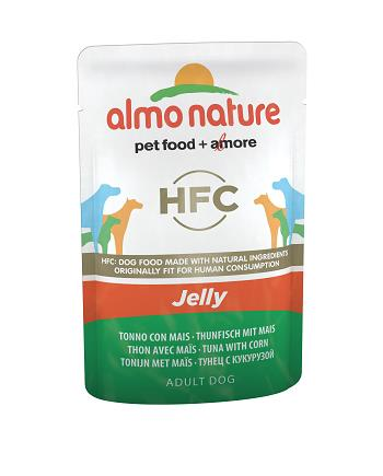 ALMO HFC JELLY DOGS 70G TONNO E MAIS