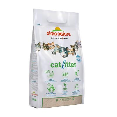 ALMO NATURAL CAT LITTER KG.4,54