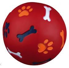 DOG ACTIVITY PALLA SNACK PLASTICA CM.11 TRIXIE