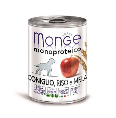 MONGE DOG MONOPROTEICO 400G