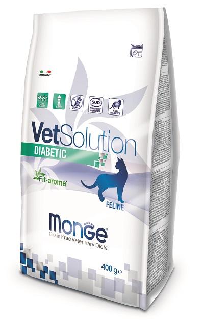 MONGE VET SOLUTION CAT G 400 DIABETIC