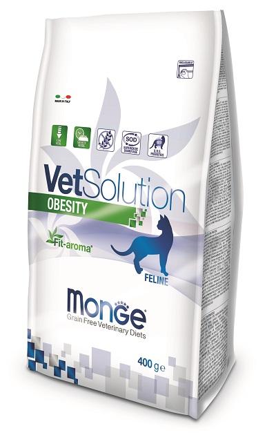 MONGE VET SOLUTION CAT G 400 OBESITY