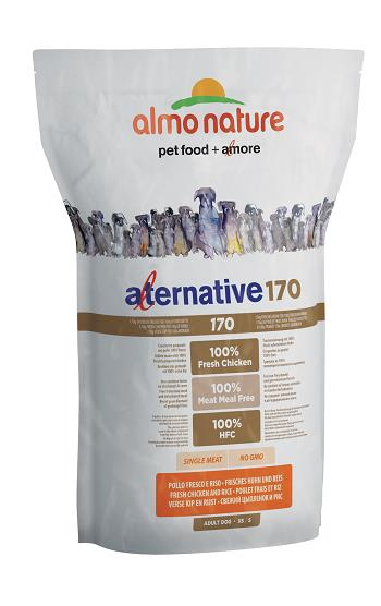 ALMO ALTERNATIVE 170 XS-S POLLO KG.3,75