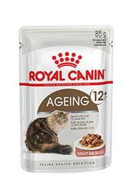 AGEING CAT +12 GRAVY G 85 BUSTA ROYAL CANIN