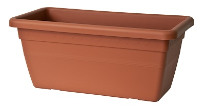 CASSETTA AKEA CM 80 COLOR TERRACOTTA